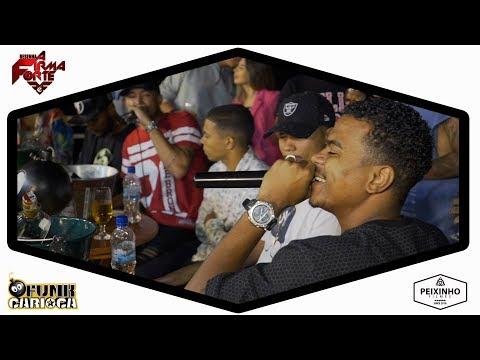 MC'S. Juninho Da 10, Tikão, BN, Roger e MC Vitinho - Ao vivo na Resenha A Firma é Forte (2º Parte)