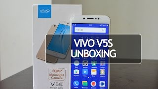 Vivo V5S Unboxing, Hands on, Specs, Camera Samples, Price and Software Features