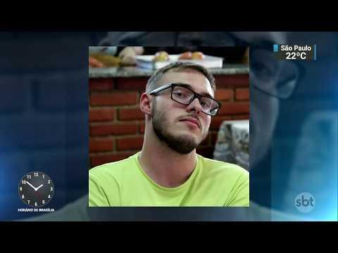Laudo da morte de jovem que morreu eletrocutado é entregue à Polícia | SBT Notícias (20/02/18)