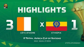 HIGHLIGHTS | #TotalAFCONQ2021 | Round 6 - Group K:...
