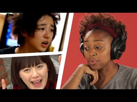 Thumbnail: Americans Watch K-Dramas For The First Time