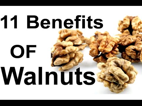 11 Benefits of Walnuts -- Daily Health Tips -- Benefits of Superfood