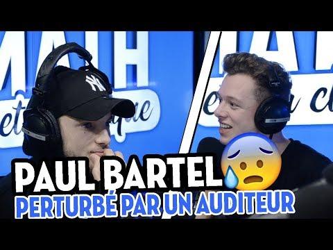 PAUL BARTEL EST PERTURBÉ PAR UN AUDITEUR !