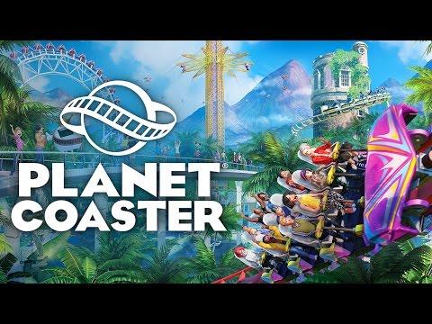 Planet Coaster | EP 2 | Plaza Nueva y detalles!