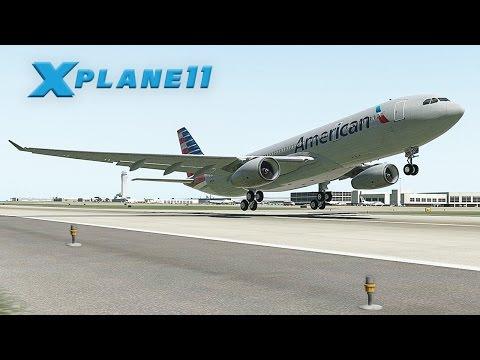 X-Plane 11 [The Next Generation of Flight Simulator]