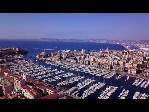 Enquete exclusive - Marseille, immersion au coeur du premier port de France