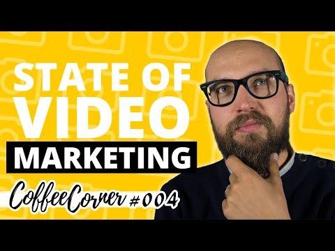 State of Video Marketing 2017   Coffee Corner 004   Video Marketing Insights