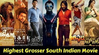 20 Highest Grossing South Indian films of 2018 | Tamil, Telugu, Kannada, Malayalam