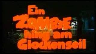 Ein Zombie hing am Glockenseil - Trailer
