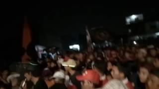 Nobar JakCengkareng Persija V PSM Gondal Gandul Lo Asik Gue Santai