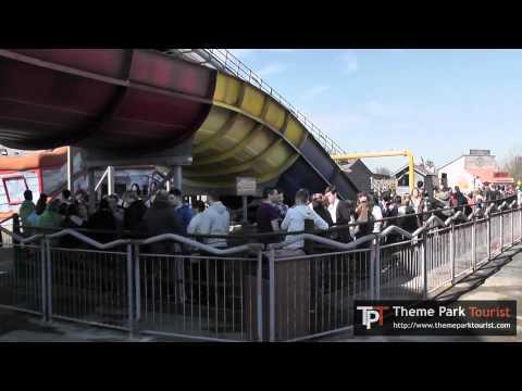 Review: Storm Surge at Thorpe Park (HD)