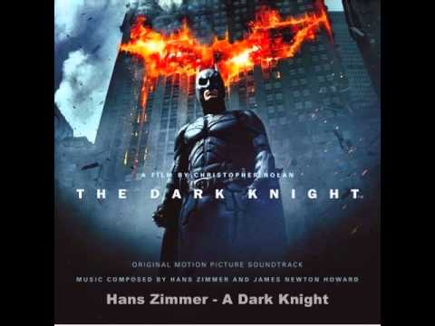 The Dark Knight OST - A Dark Knight