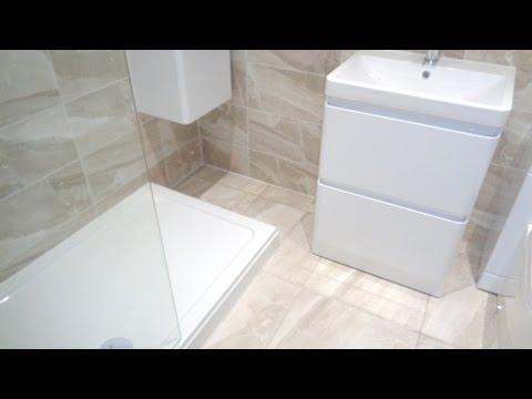 Transform Bathroom To Modern Stylish Walk In Shower Room