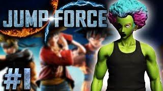 JUMP FORCE Part 1 - TFS Gaming