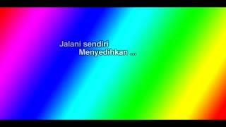 Video SeiHa - Jalani Sendiri (With Lyrics) download MP3, 3GP, MP4, WEBM, AVI, FLV November 2017