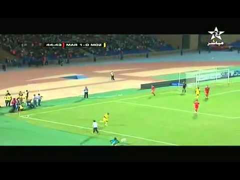 But Berrada Morocco vs Mozambique  13-10-2012