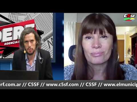 Susana Rueda: Se debería haber vacunado a toda la primera línea de funcionarios