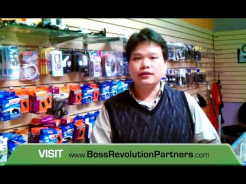 Boss Revolution Agent.