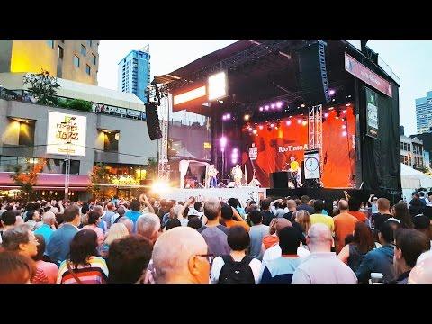 Montreal Jazz Fest 2015