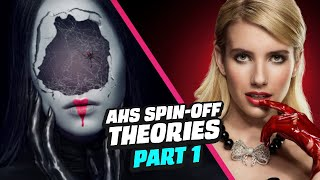 9 AMERICAN HORROR STORIES Spinoff Predictions: Scream Queens Crossover, Rubberman