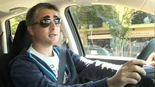 Honda CRV EX 4WD 2012  - Test - Matías Antico