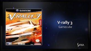 Test V Rally 3 (Gamecube) Français