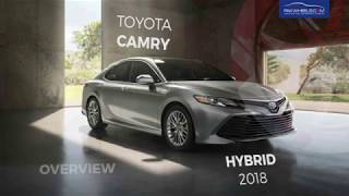 Toyota Camry Hybrid 2018 - Overview
