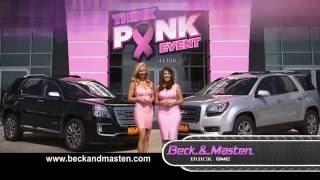 Beck Masten North Terrain Acadia Think Pink Event
