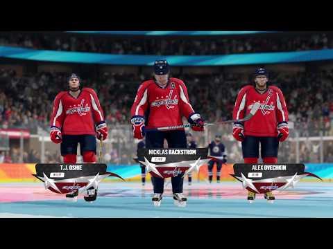 NHL 18 Beta - Winnipeg Jets vs Washington Capitals 7-1 Gameplay - First  Time Ever Played! e6d66d426609