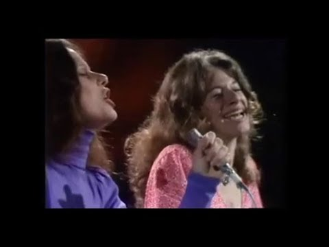Carole King & Abigail Haness - Way Over Yonder, (live,1971)