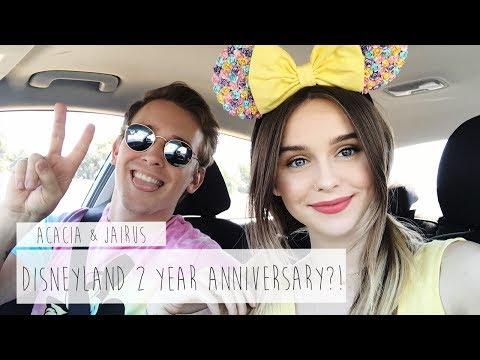 DISNEYLAND 2 YEAR ANNIVERSARY?!