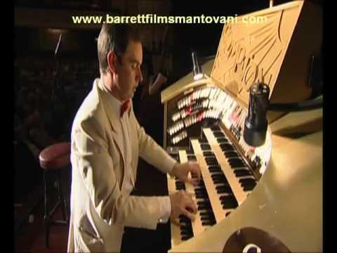 Phantom Of The Opera Medley Played On Compton Organ By Michael Wooldridge Of Worthing