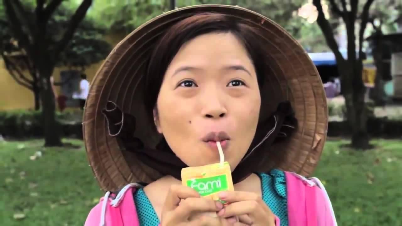 Quảng cáo sữa FAMI 2016