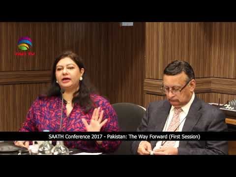 Pakistan: The Way Forward Conference 2017 - Session 1 on Factual Narratives - Special @TAG TV