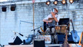 Concert Laeta du 06 07 2013  : Sebastopol Blues | Rag Mama Rag