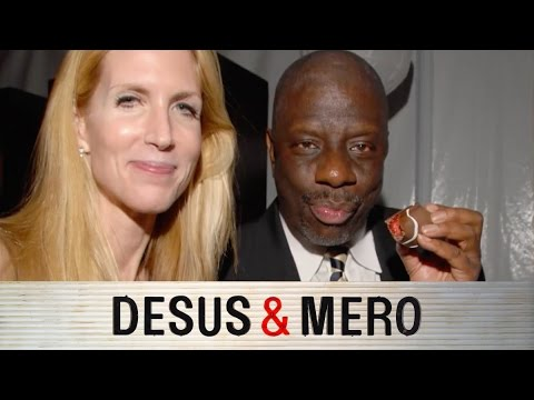 Jimmie Walker and Ann Coulter Share Good Times?