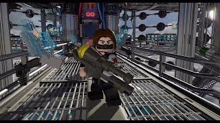 LEGO MARVEL's Avengers. #25. Непредусмотрительность (Свободная игра, 100%)