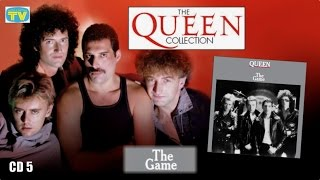 Baixar [061] The Game - CD5: The Queen Collection Digipack Series from Italy (2015)