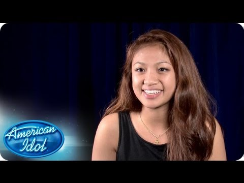 Adriana Latonio: Road To Hollywood Interviews - AMERICAN IDOL SEASON 12
