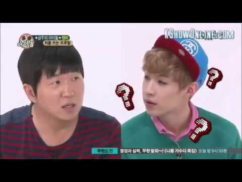 [ENG SUB] 131009 Weekly Idol Ep 116 Henry Lau (SuJu-M) &, Kyuhyun (SuJu)