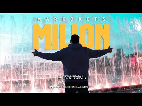 MARKO KOFS – MILION (Official Music Video)