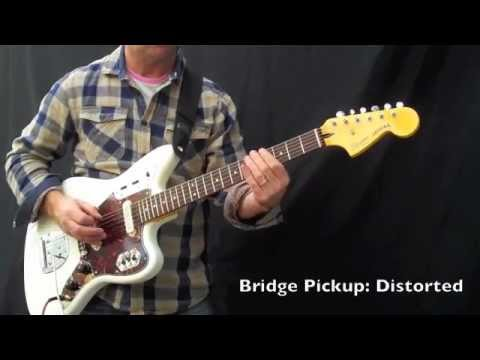 squier vintage modified jaguar 2012 youtube. Black Bedroom Furniture Sets. Home Design Ideas