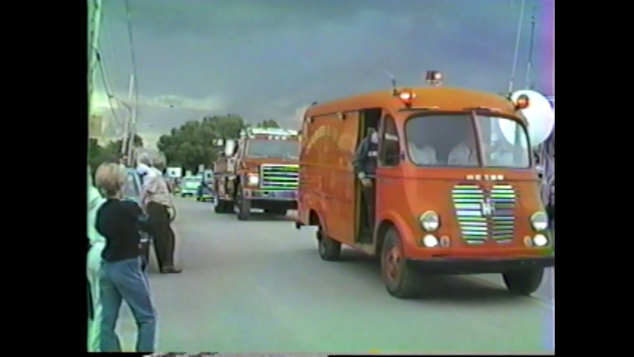 Rouses Point Parade  6-29-86
