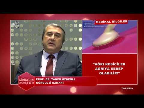 Ağrı Kesiciler Ağrıya Sebep Olabilir! | Prof. Dr. Taner ÖZBENLİ - Günaydın Doktor