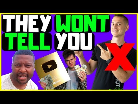 Make Money On Youtube Without Making Videos [THEY DON'T TELL YOU THIS] - Make Money On Youtube 2020