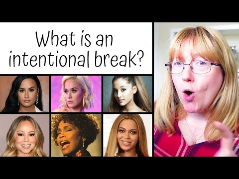 What is an intentional break?