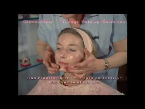 Vintage Make-up Tutorial (1960)