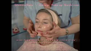 Vintage Make-up Tutorial (1960)