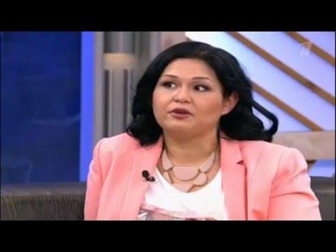 Самая толстая женщина в мире похудела на 408 кг (отрывок из  передачи Пусть говорят 25 05 2015)