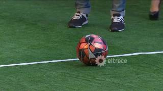 Una pelota y un lavarropas ¿qué dan? Un nuevo juego: La puerta de la puntería